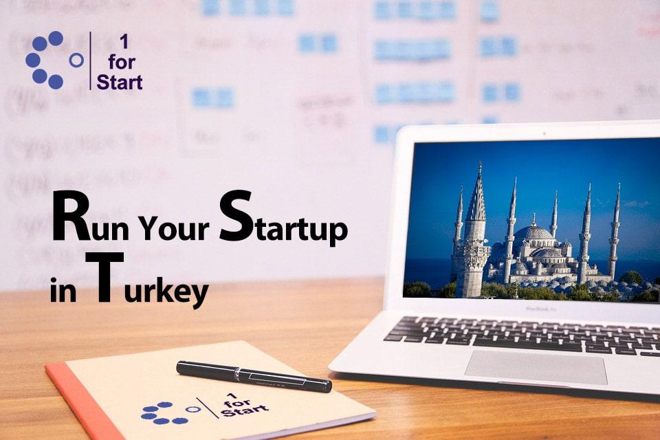 راه اندازی استارتاپ در ترکیه